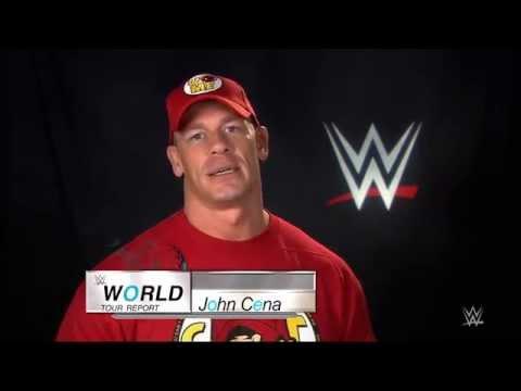 Malaysia, John Cena has a special message for you!