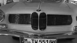 История легендарного BMW 3200 CS Bertone.