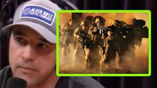 NAVY SEAL On Blowing Down Doors, TBI, and Suicide   Joe Rogan and Andy Stumpf