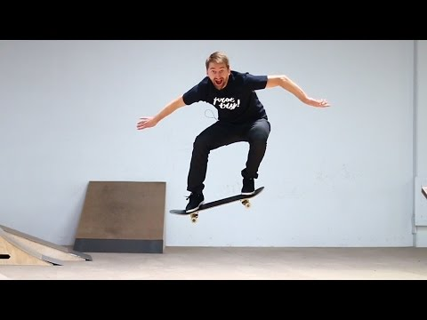 WHY CAN'T YOU OLLIE? | HOW TO SKATEBOARD EPISODE 3