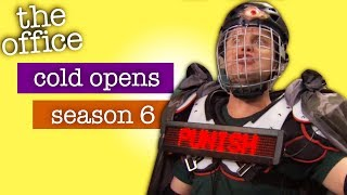 BEST Cold Opens (Season 6)  - The Office US