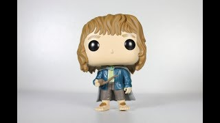 Lord of the Rings PIPPIN TOOK Funko Pop review