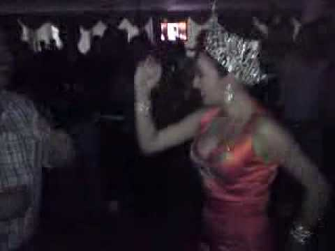 Presentación de Noris Edith 1ra - Nadia Mabel 1ra bailando su canción