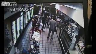 LiveLeak - 2 Women Stabbed At Miami Beach Market