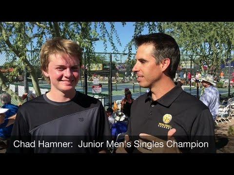 Youth Highlight – Chad Hamner – USAPA Nationals VI