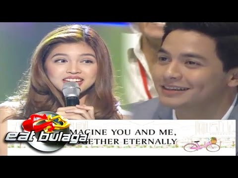 KalyeSerye 277 - Imagine You and Me #ALDUB11thMonthsary