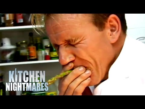 Chef Ramsay's Funniest Moments on Kitchen Nightmares UK | COMPILATION