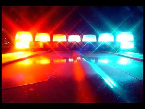 Police siren sound effect 2