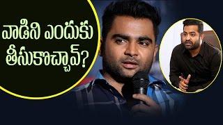 Sachin Joshi Allegations on Bandla Ganesh   Latest Telugu Cinema News   Silver Screen