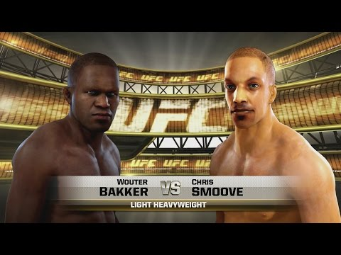 EA Sports UFC Career Mode - Professional Debut!