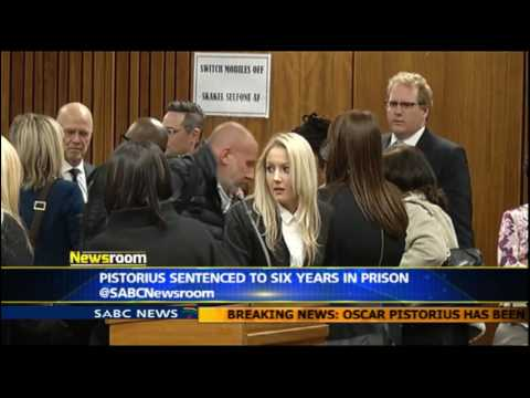 Legal expert on Oscar Pistorius 6 years sentence