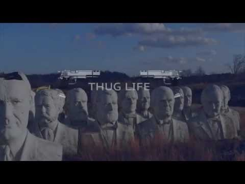 Rayne Ray (RRG) – Thug Life ft Pappy Kojo (Official Video) rap music videos 2016