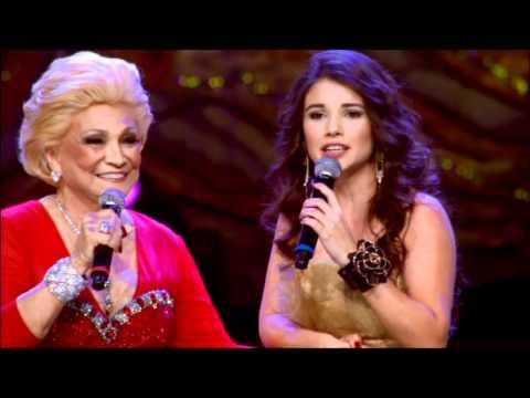 Hebe Camargo e Paula Fernandes - Tocando em Frente
