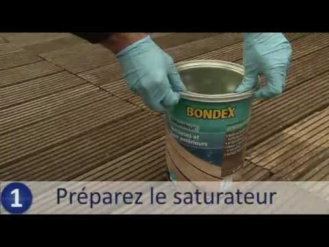 Saturateur bondex comment appliquer un saturateur youtube - Saturateur bois bondex ...