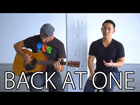 Back At One - Brian McKnight | Jason Chen Cover