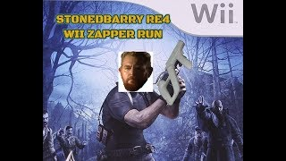 Resident Evil 4 STONEDBARRY //AGGRESSIVE PLAY// Resident Evil 4 WII PART 4 STONEDBARRY New Game