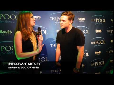 Jesse McCartney Talks New House and Going Green, Plus his Secret to the Perfect Theodore Voice