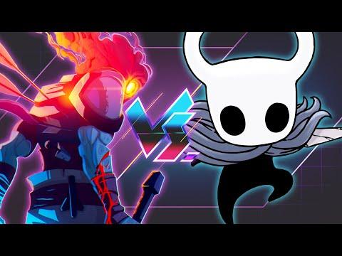 Dead Cells Vs. Hollow Knight | Versus