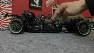 ラジコンサスペンションセッティング二駆ドリフト JUNKIES RC Drift Labo.#11