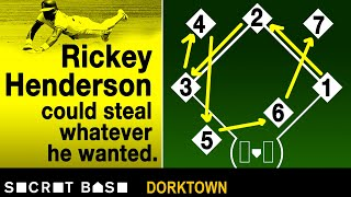 Rickey Henderson crushed souls with unprecedented efficiency | Dorktown