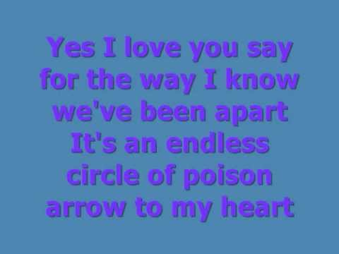 Cheryl Cole -  Call My Name With Lyrics video