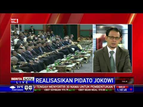 Dialog: Realisasikan Pidato Jokowi # 3