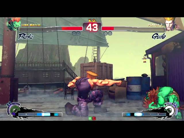 Road to World Game Cup ! SSF4AE Team Tournament @ Versus Dojo 05.02.11 - Semi Final - Part 1 / 2