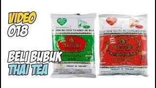 Beli bubuk Thai Tea
