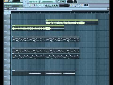 Kygo ID TomorrowWorld remake FL Studio (by Looverlight)