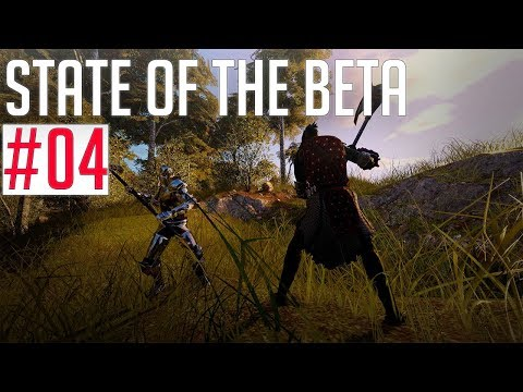 🙏 Camelot Unchained - State of the Beta #04 - Slight delay + in-game footage!