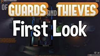 Of Guards and Thieves Beta (gameplay/commentary) | Marly Plays