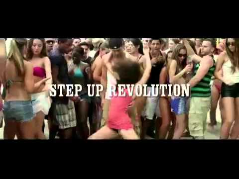 step up 4  revolution jennifer lopez   goin 39  in ft  flo rida