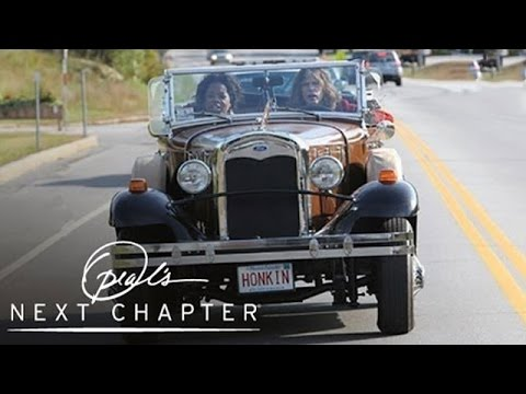 Steven Tyler's Tour of Lake Sunapee - Oprah's Next Chapter - Oprah Winfrey Network