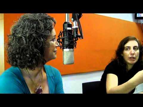 Laura Lagos y Rose Marie Swanson en 168 Horas Radio - Parte uno