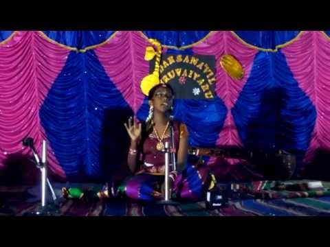Endha Vedu Kondhu Ragava by Shanmuga Priyaa performance