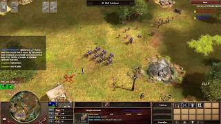 Age of Empires III #5: Franceses vs Españoles