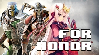 For Honor: Anime Edition