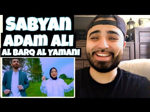 "Download Reacting to Sabyan Ft Adam Ali ""Al Barq Al Yamani"" Mp4 baru"
