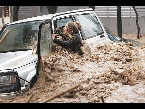 Flooded Britain 2014 P2 British Floods & Storms UK Weather England & Scotland & Wales 2014 Music Videos