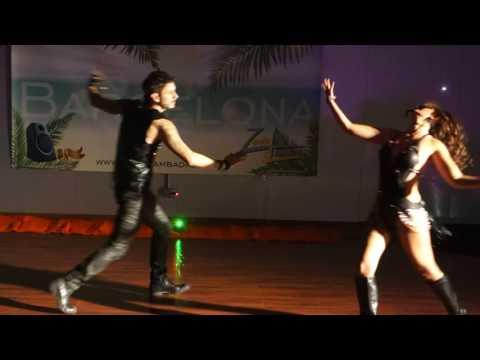 00030 ZLBF2016 Artistic Performance by Hila Yadlin and Ori Yadlin ~ video by Zouk Soul