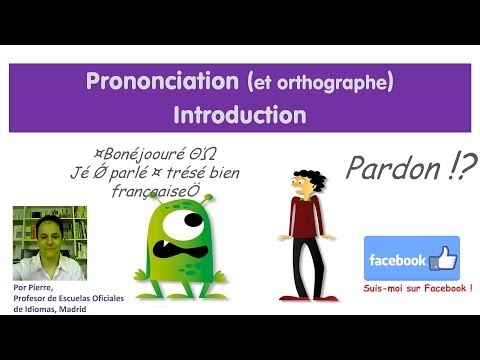 PRONUNCIACION EN FRANCES (NUEVA VERSION!)