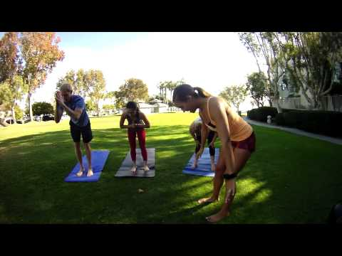 b_inspired yoga sculpt : inner strength - lower body