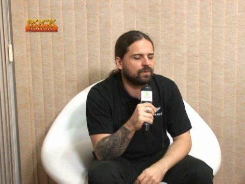 Rock Forever - Entrevista com Andreas Kisser Pt 01