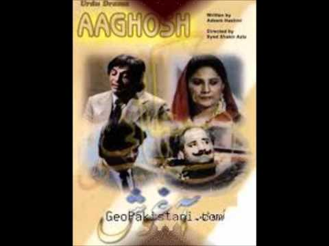 Aagosh Drama Title Song Ptv video