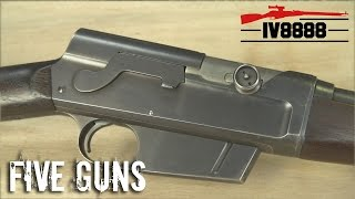 Top 5 Guns You Never Knew Existed