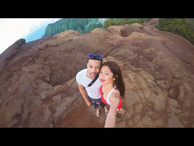 Kauai, Hawaii - Snorkeling - Beaches - Hiking - GoPro Hero4 Silver