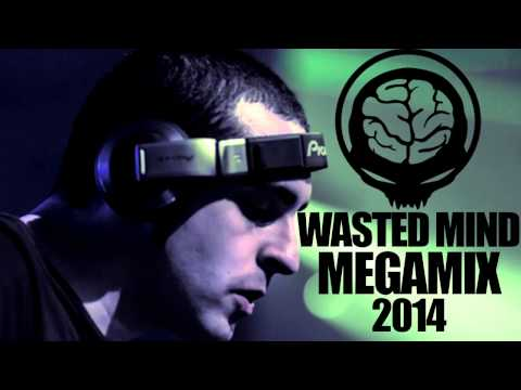 Wasted Mind Megamix 2014
