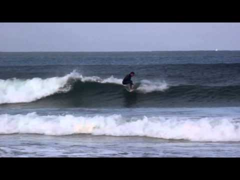 Surftrip in Cantabria, Basque Country and France