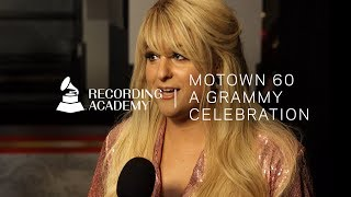 "Meghan Trainor On Covering ""You Can't Hurry Love"" 