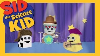 Susie's Song - The Delicious Nutritious Band - Sid The Science Kid - The Jim Henson Company